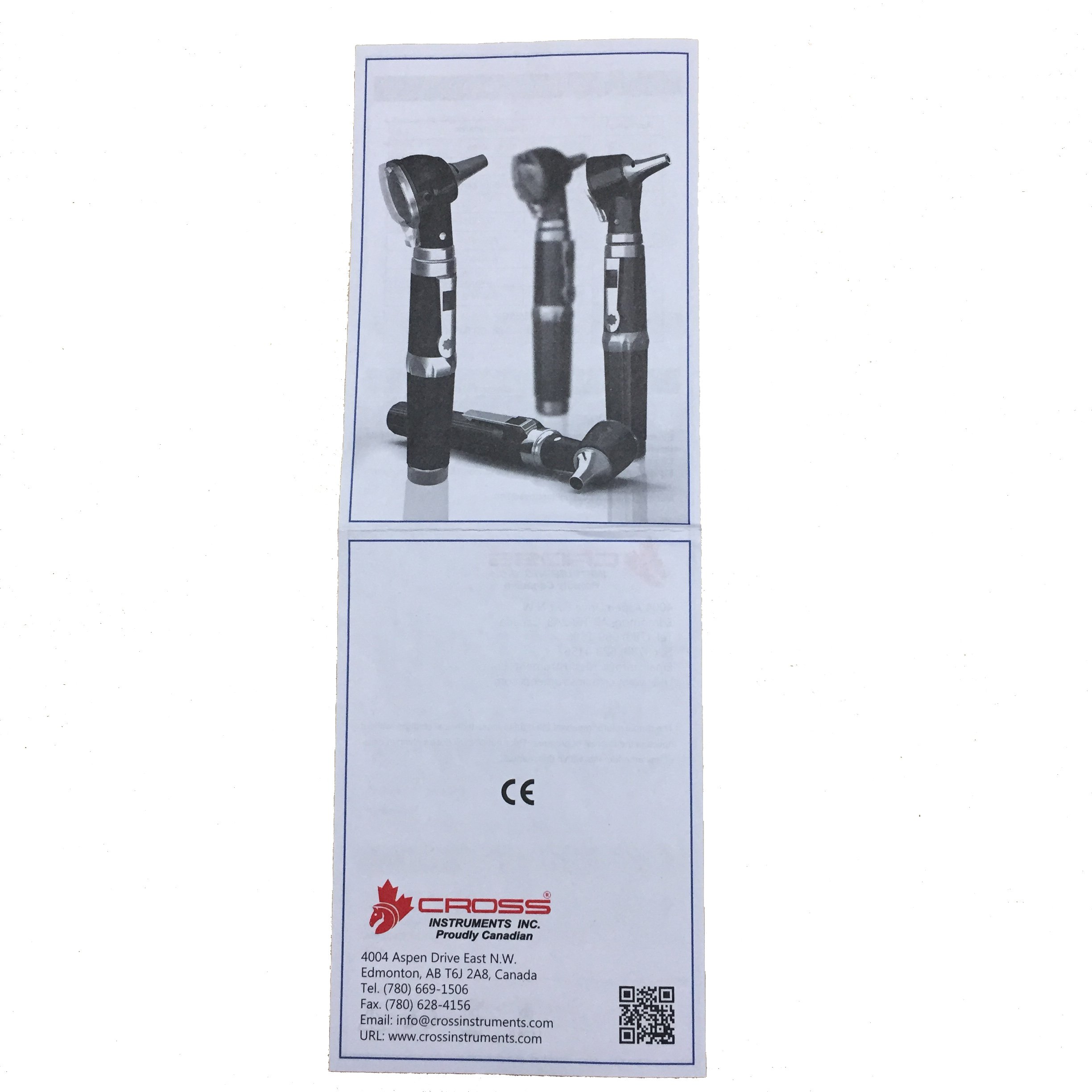 Cross Canada 11-129 Rechargeable Fiber Optic LED Otoscope Diagnostic Set by Cross Canada (Image #6)