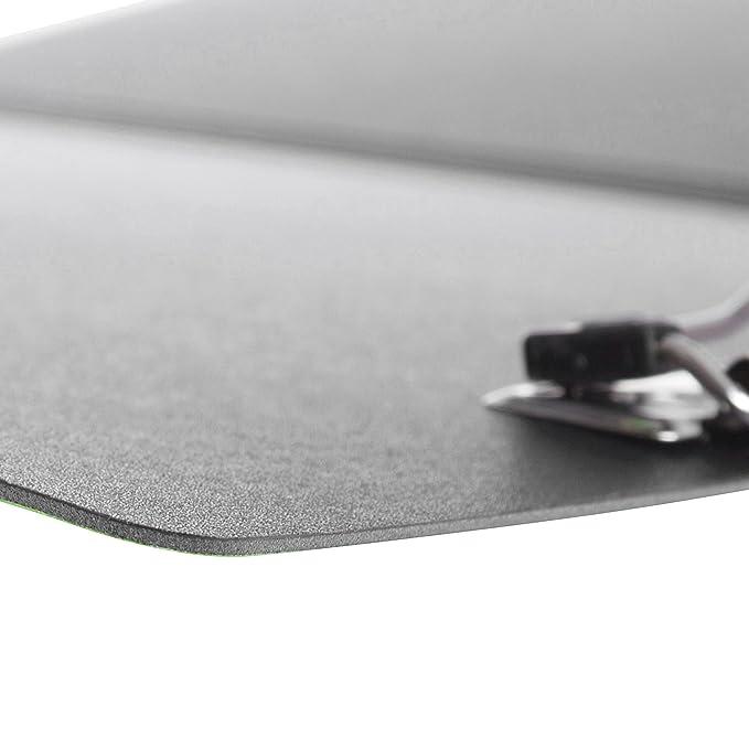 MAUL Schreibplatte A4hoch gk mit Bügelklemme