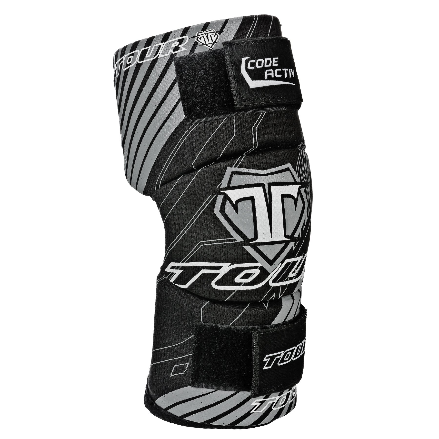 Tour Hockey Adult Code Activ Elbow Pad, Small