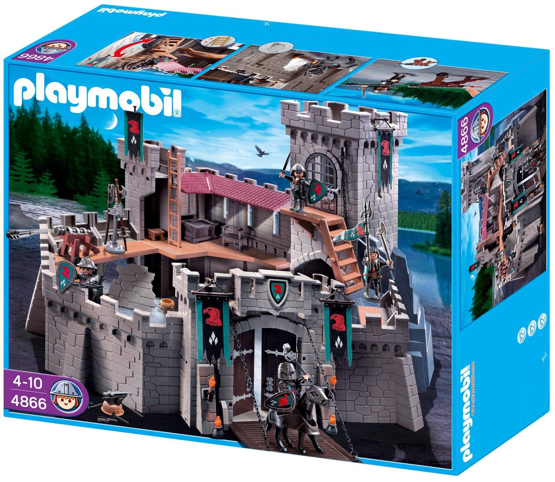 Spielzeug Ritterburg - Playmobil Raubritterburg