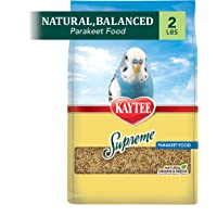 Kaytee Supreme Bird Food Parakeets