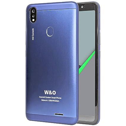fbc27a51f58 Celulares Baratos W&O MAX 21. Cuenta con Android 8.1. Cámara de 13  Megapíxeles Con Flash LED.