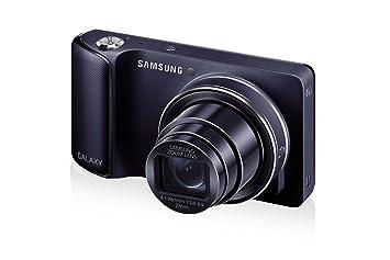 Amazon.com : Samsung Galaxy Camera EK-GC100 8GB Black, Android OS ...