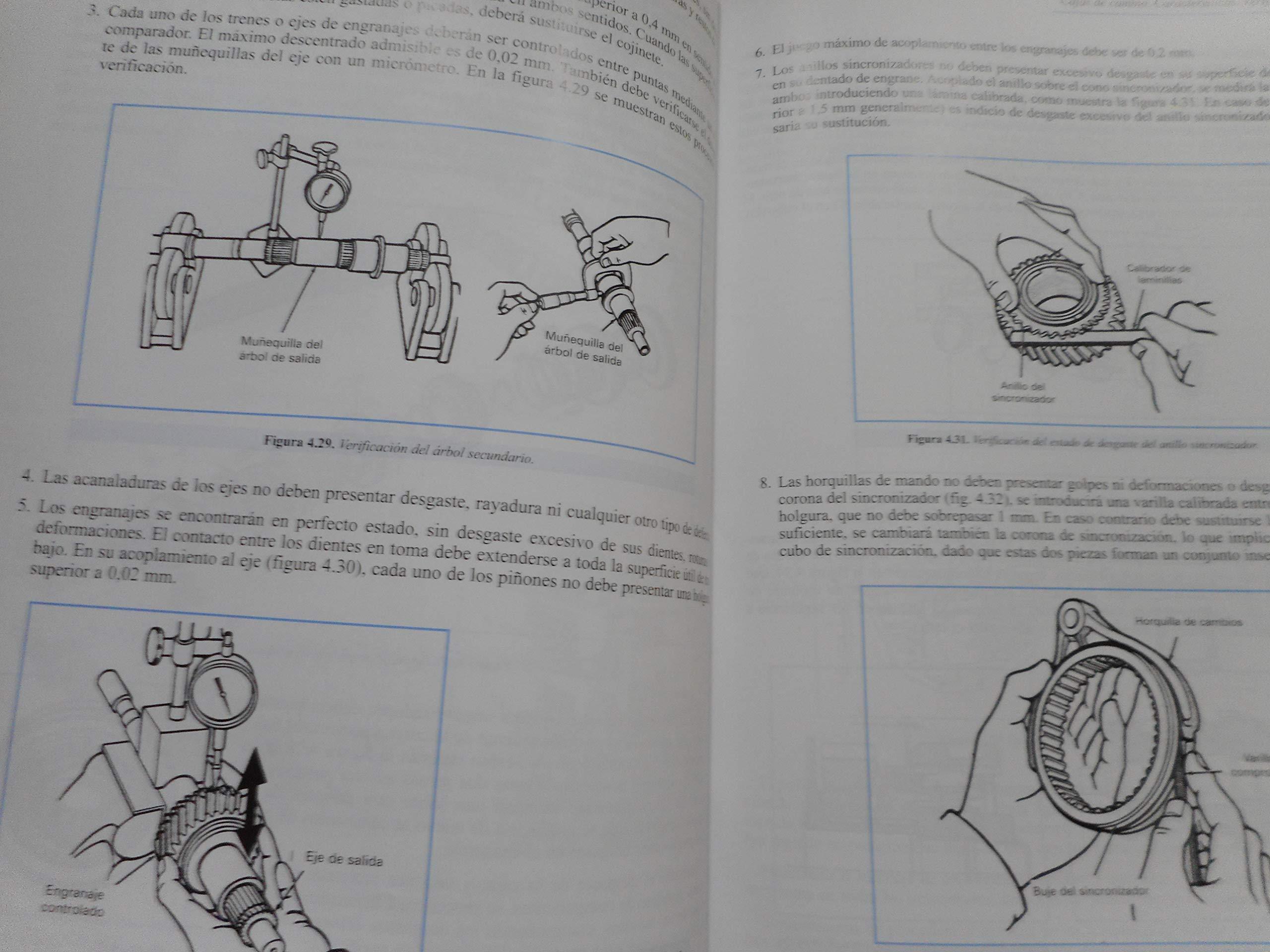 Sistemas de Transmision y Frenado (Spanish Edition): Jose Manuel Alonso Perez: 9788497320344: Amazon.com: Books