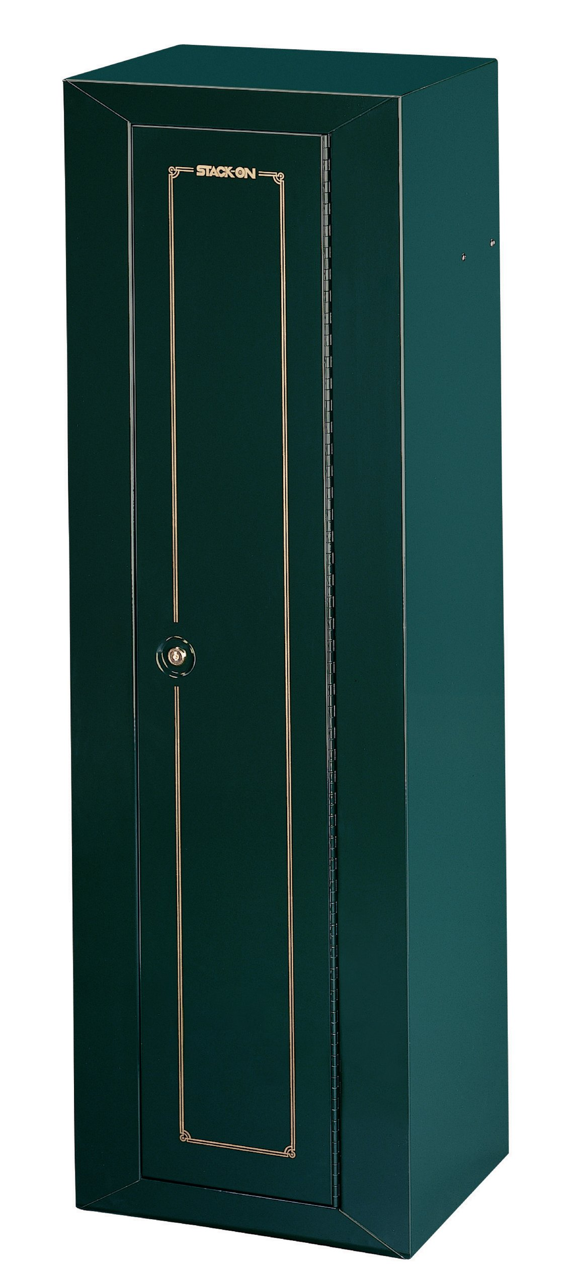 Stack-On GCG-910 Steel 10-Gun Security Cabinet, Green by Stack-On