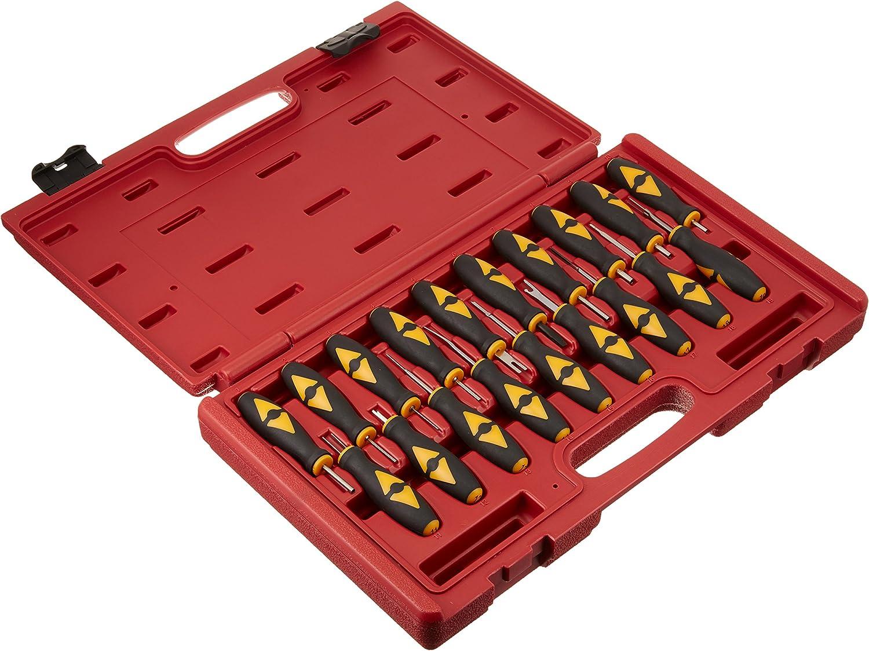 OEMTOOLS 27169 Master Terminal Tool Kit 19Piece