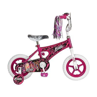 Bratz Kid's Bike, 12 inch Wheels, 8 inch Frame, Girl's Bike, Pink : Sports & Outdoors
