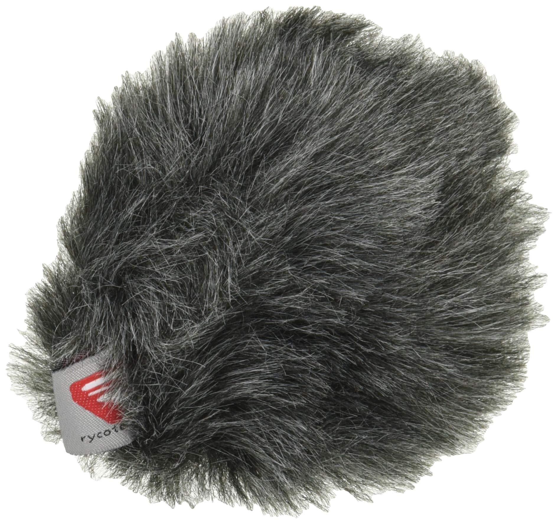 Shure AMV88-Fur Microphone Windjammer for MV88