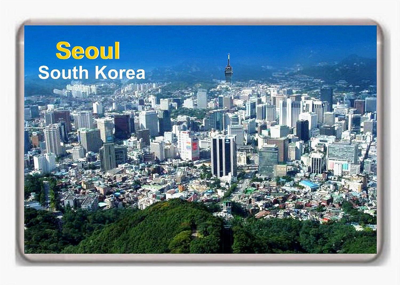 South Korea Seoul/fridge Magnet.!!!