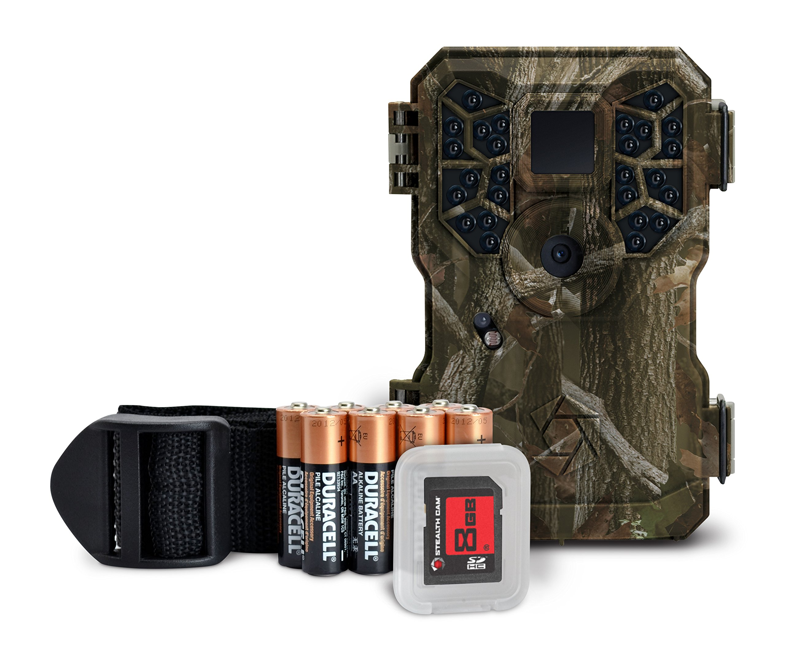 Stealth Cam STC-PX26NGCMOK Hunting Game Camo Combo