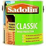 Sadolin Classic All Purpose Woodstain Ebony 2.5 L