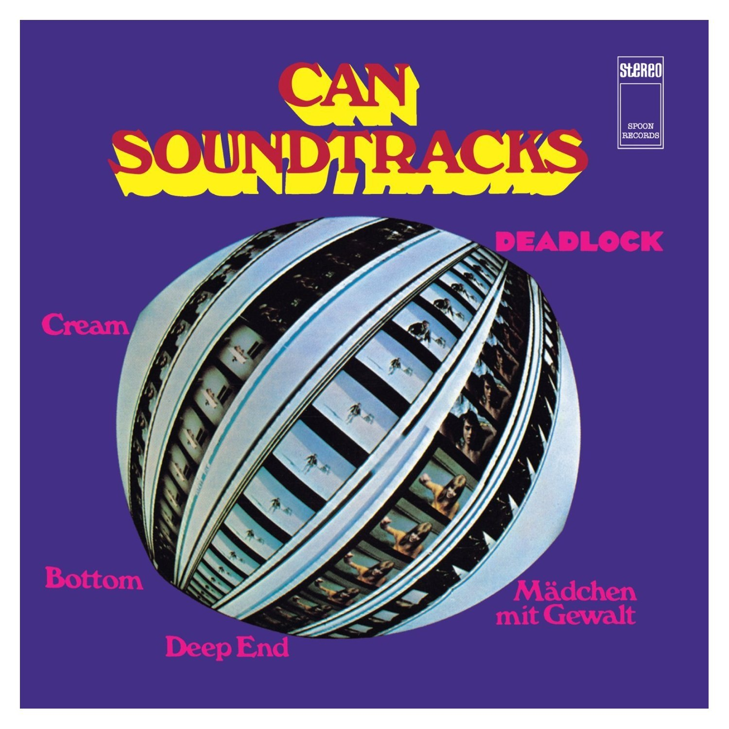 Can: Soundtracks by Emi Import