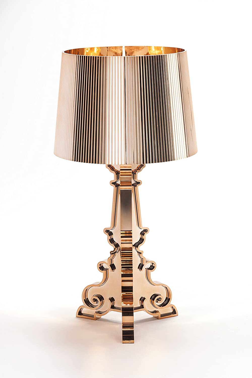 Lampe Bourgie Chrome Kartell
