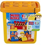 Mega Bloks First Builders Small Construction Site (Tub)