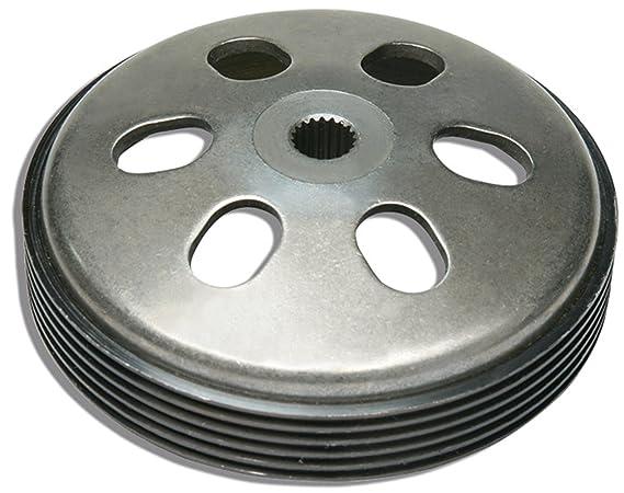 Campana de embrague (Malossi Maxi Wing Bell para Honda 110 activa/Vision i.e./Dio i.e. 125 mm de diámetro,: Amazon.es: Coche y moto