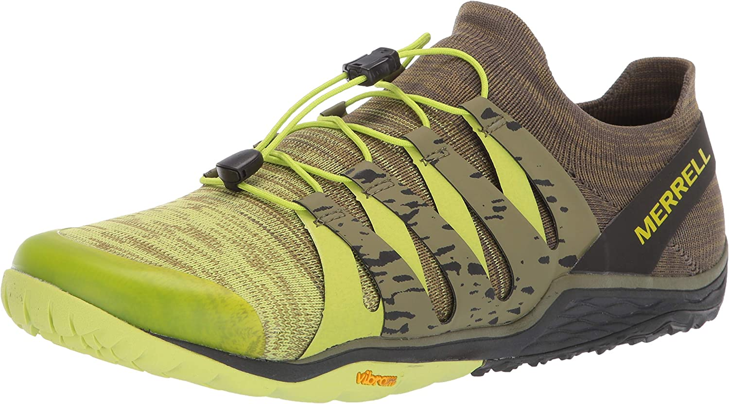 Merrell Trail Glove 5 3D, Zapatillas Deportivas para Interior para Hombre, Multicolor (Lime Punch), 44 EU: Amazon.es: Zapatos y complementos