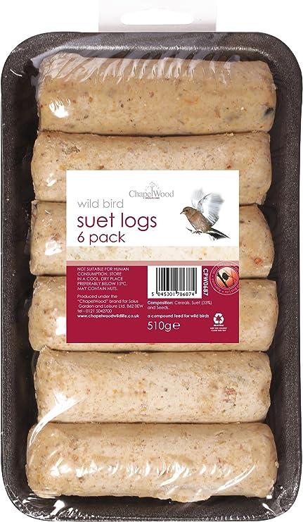 Chapelwood Suet Cake//Bread Feeder