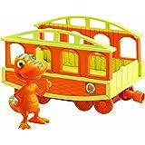 Tomy Dino Train - LC53001MP - Figurine - Samy et son Wagon