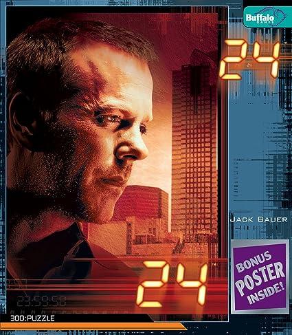 24 TV Series Jack Bauer Puzzle 300 Pc