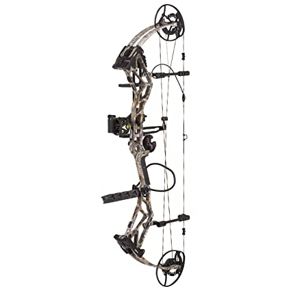 Amazon com : Bear Archery BR33 Hybrid Cam Compound Bow Includes