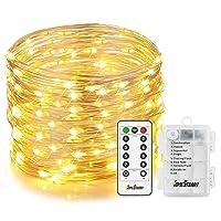 Deals on Homestarry 33-ft 132-LED Fairy String Light