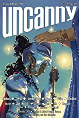 Uncanny Magazine Issue 38: January/February 2021 Kindle Edition