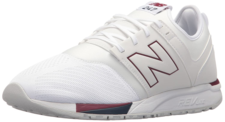 New Balance Men's Mrl247tr B01N1W269Y 6.5 D(M) US|White
