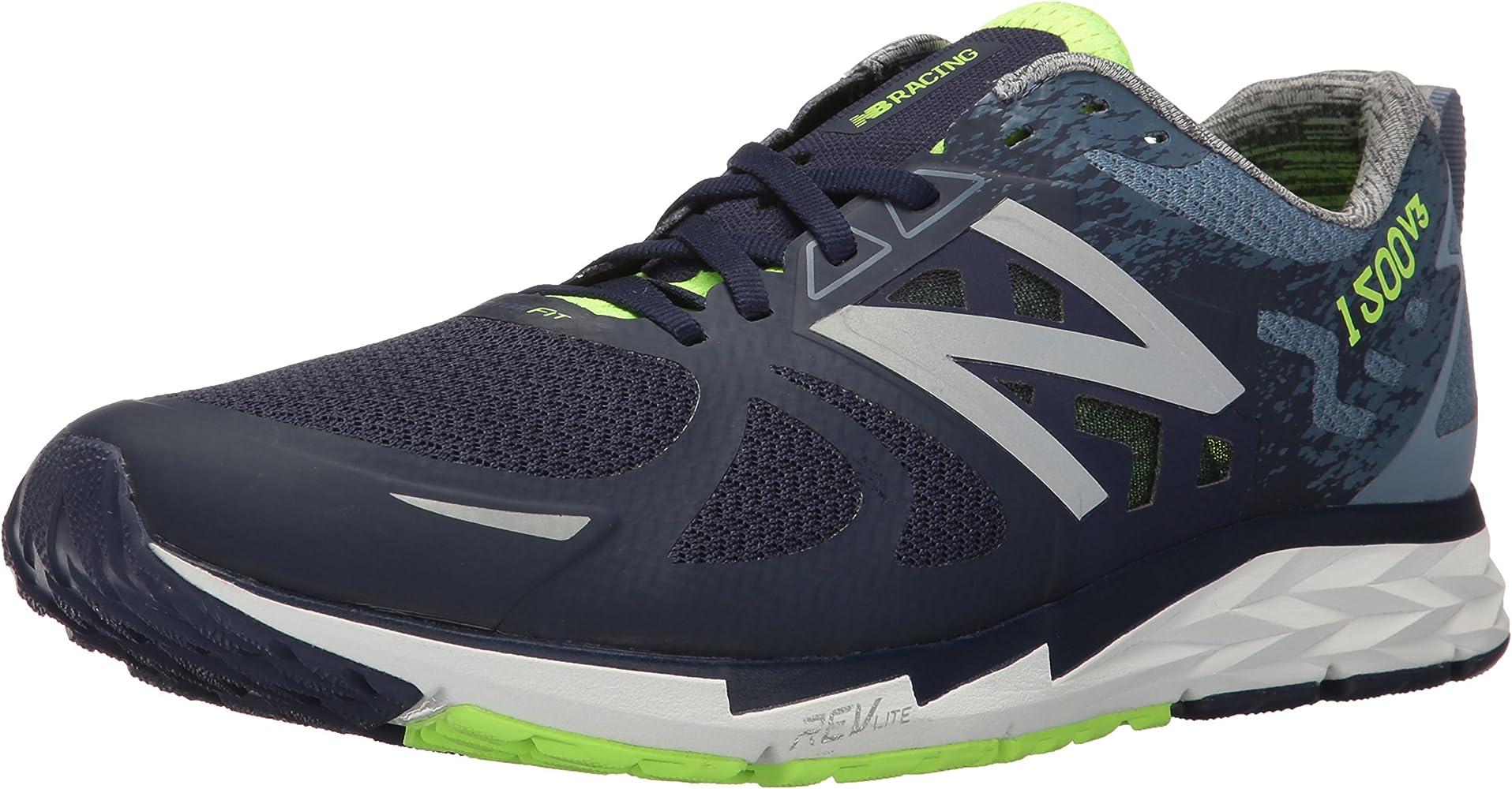 New Balance - Zapatillas de running 1500v3 para hombre, Azul (azul ...