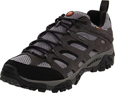 ee0c0324fb842 Merrell Men's Moab Waterproof Hiking Shoe
