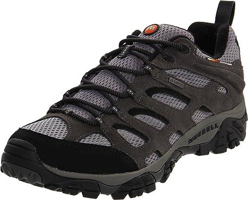 20a8f9d02bb Merrell Men's Moab Waterproof Hiking Shoe