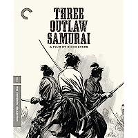 Three Outlaw Samurai (Criterion) (Blu-Ray)