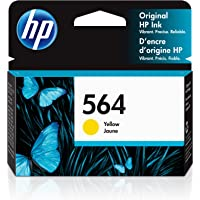 HP 564 | Ink Cartridge | Yellow | CB320WN