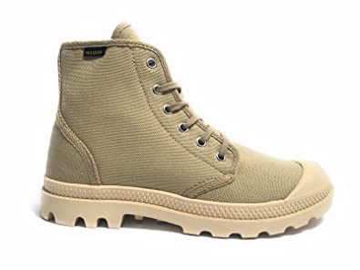 PALLADIUM 75349 Sneakers Homme Sahara Ecru 45 hjhRuKr