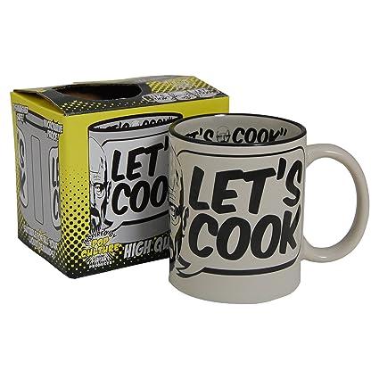 Breaking Bad Let s cook regalo taza. Walter White Jesse ...
