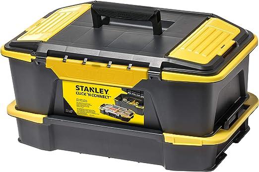 STANLEY STST1-71962 - Caja para herramientas y organizador: Amazon.es: Bricolaje y herramientas