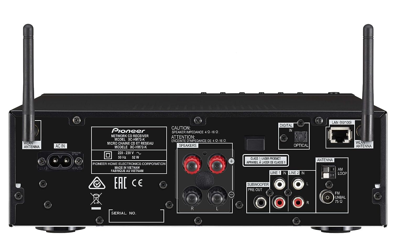 Pioneer X-HM72-K Sound System Driver FREE