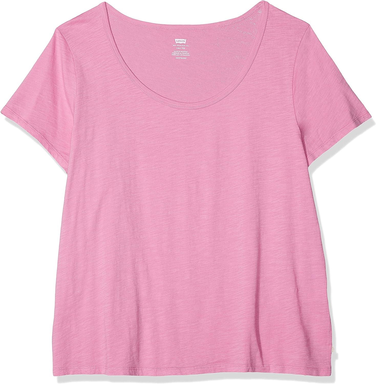 Levis Plus Size Pl Cali tee Camiseta para Mujer: Amazon.es ...