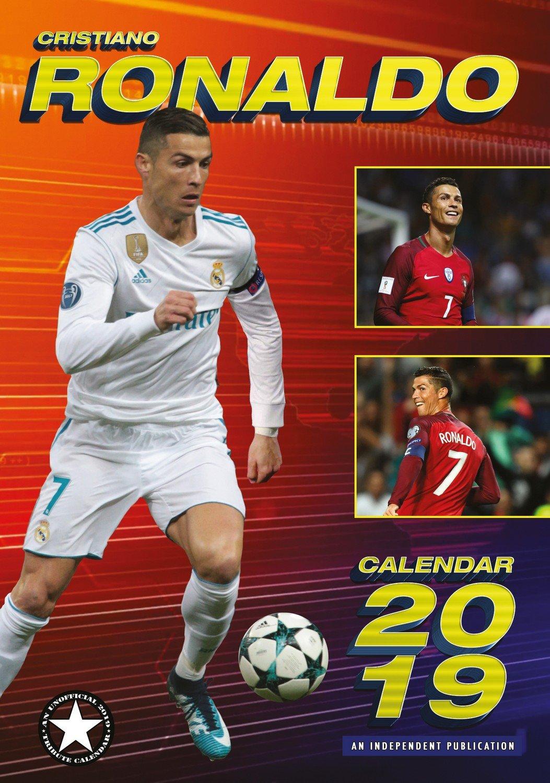 Dream Ronaldo Kalender 2019
