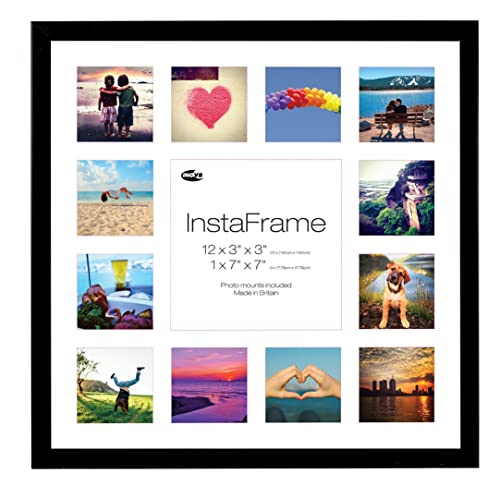Inov8 16 x 16-Inch Insta-Frame Photo Frame for 13 Instagram/Square ...