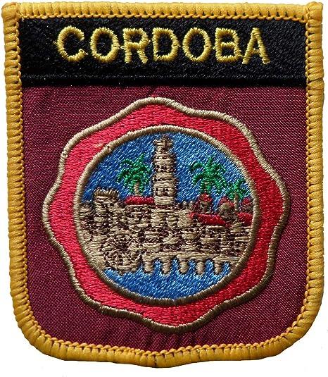 Parche Bordado con Escudo de Córdoba de España (1000 Banderas ...