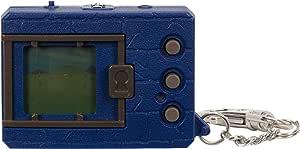 Bandai Original Digimon Digivice Virtual Pet Monster - Blue