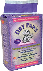 Midwest Dry Paws Training and Floor Protection Pads