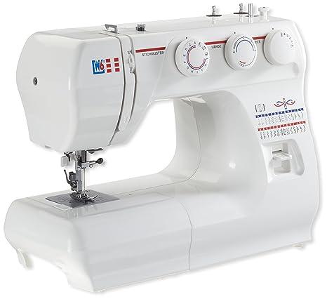 W6 N 1235/61 - Máquina de coser (10 años de garantía)