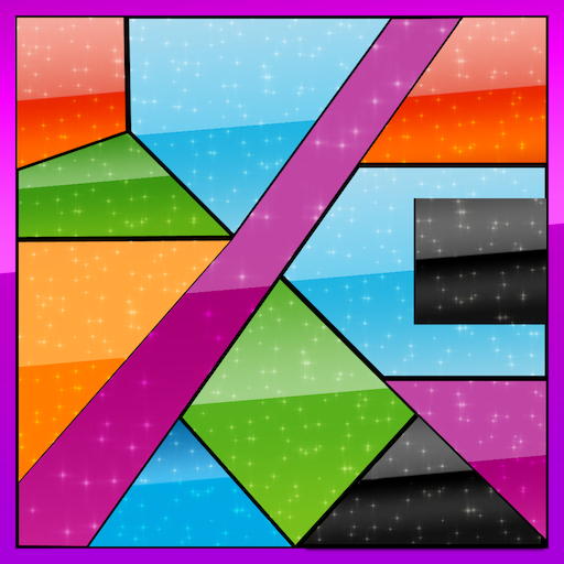 Curved King Tangram : Shape Puzzle Master Game