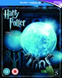 Harry Potter and the Order of the Phoenix (2016 Edition) [Blu-ray] [Region Free]