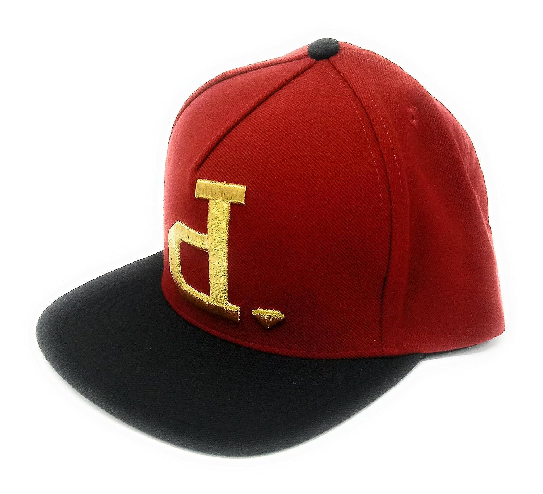 eee5c49f90db7 Diamond Supply Co Un Polo Burgundy   Gold Snapback Hat at Amazon Men s  Clothing store