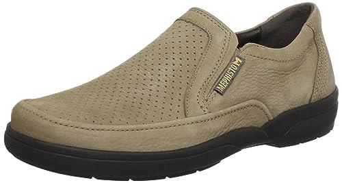 Mephisto ADELIO PERF SPORTBUCK 1931 CAMEL P5106758 - Mocasines de cuero para hombre: Amazon.es: Zapatos y complementos