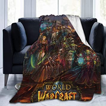 World Of Warcraft Throw
