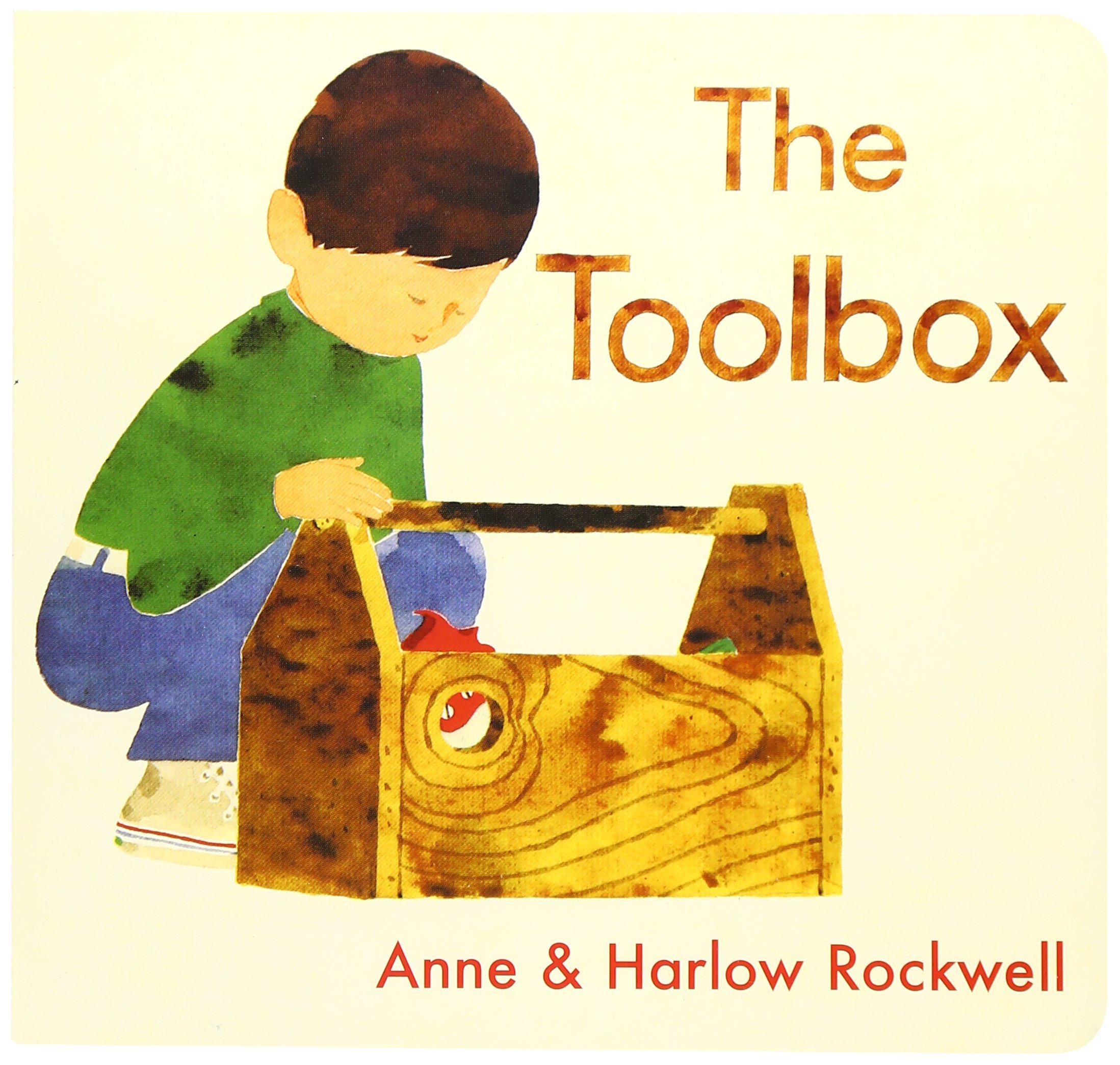 The Toolbox: Anne Rockwell, Harlow Rockwell: 9780802796097: Amazon:  Books