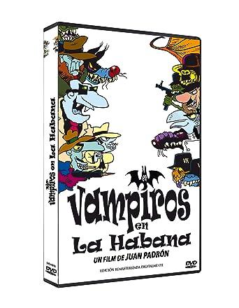 Vampiros en La Habana [DVD]: Amazon.es: dibujos animados, Juan ...